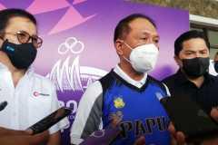 Menpora pastikan pertandingan PON Papua tetap berjalan